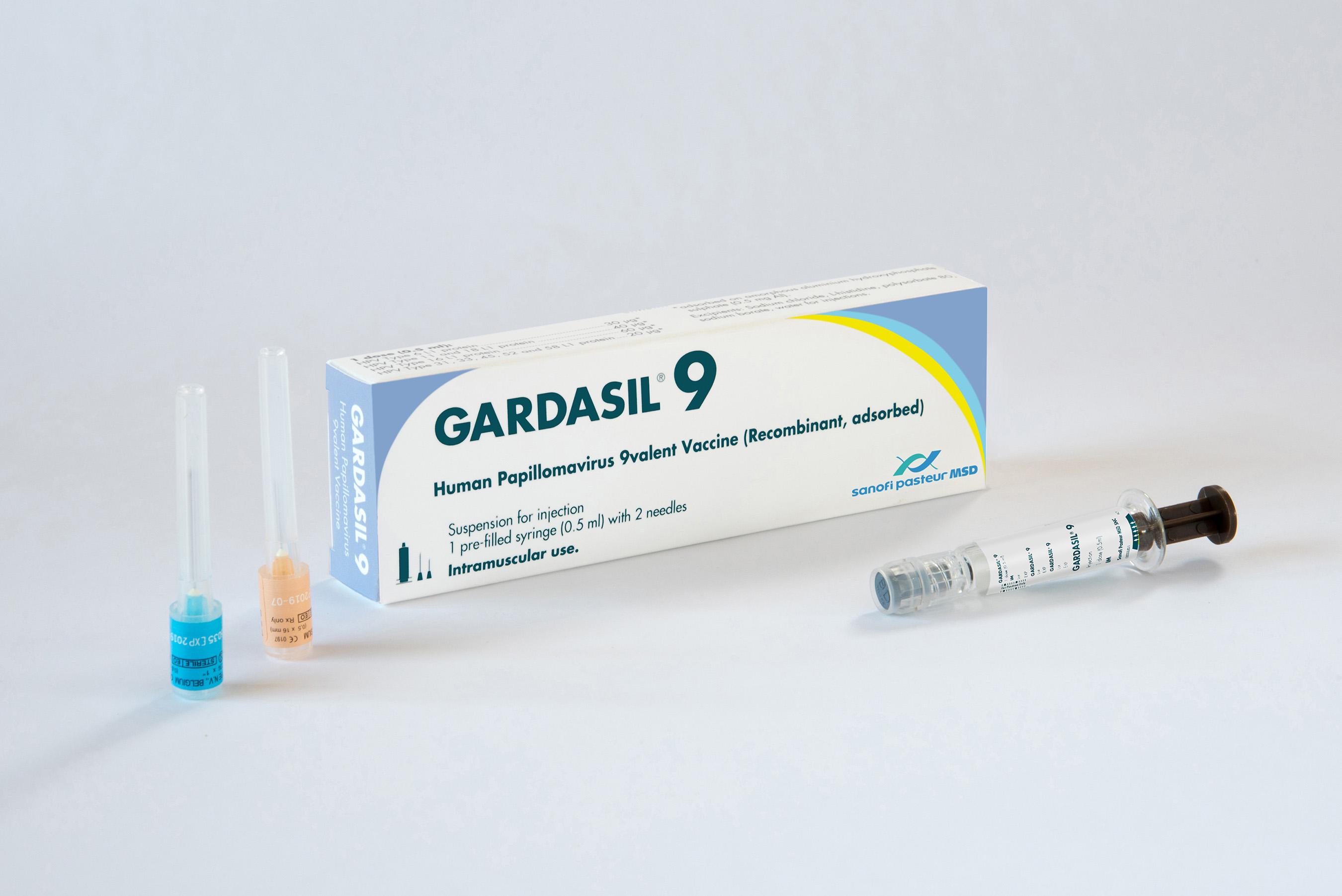 gardasil vaccine)