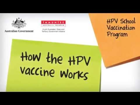 hpv vaccine does it work