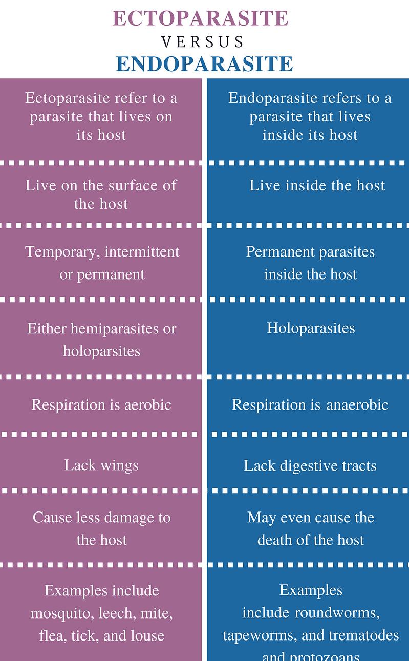 hemiparazite și holoparaziți)