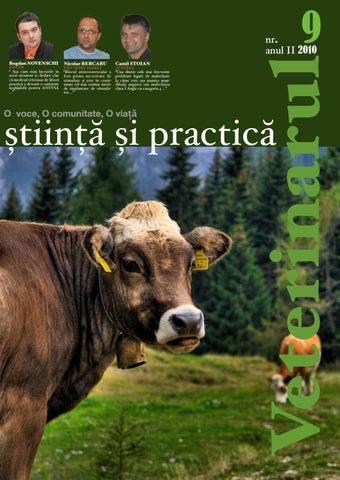 preparate antiparazitare pentru bovine)