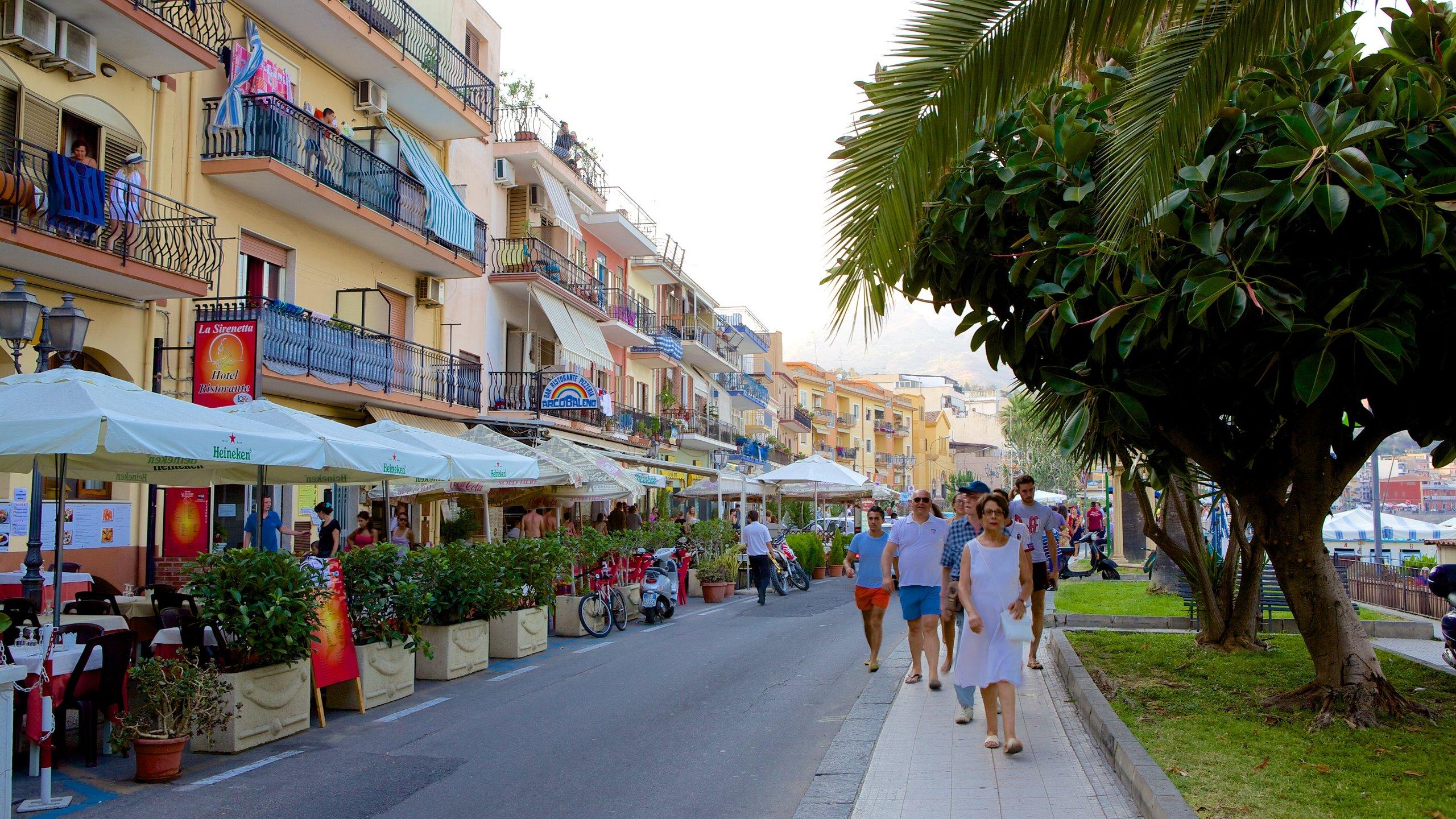 mall comercial giardini naxos
