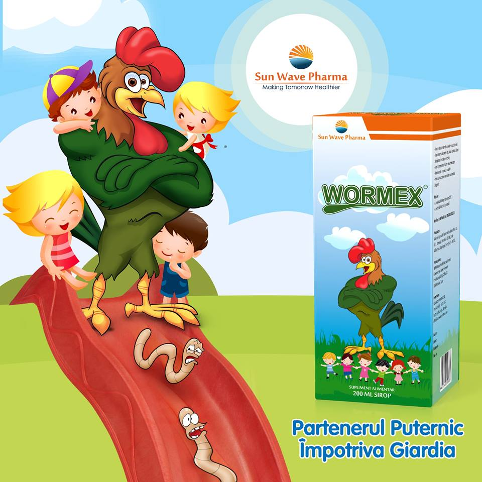 pastile de prevenire a paraziților pentru copii)