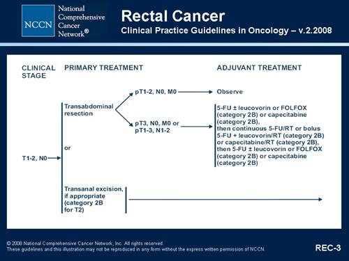 cancer rectal nccn)