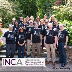 neuroendocrine cancer walk