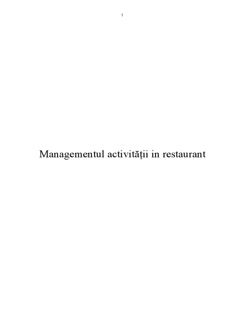 managementul modern al parazitului