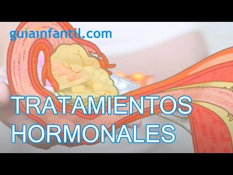 Oxiuros durante el embarazo - Psihoz parazitar