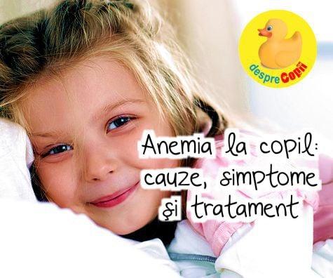 anemie severa la copii human papillomavirus infection life cycle