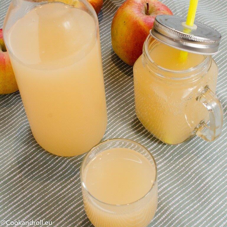 bacterie jus de pomme