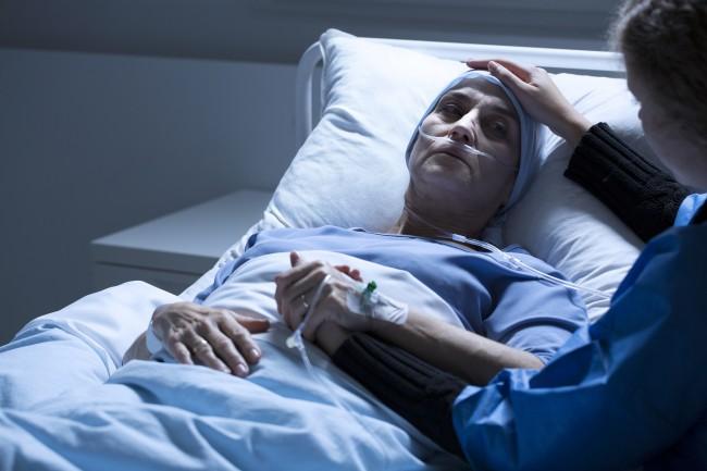 cancerul in ultima faza doare)