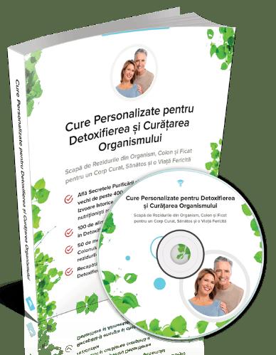 curățarea colonului și detoxifierea corpului)