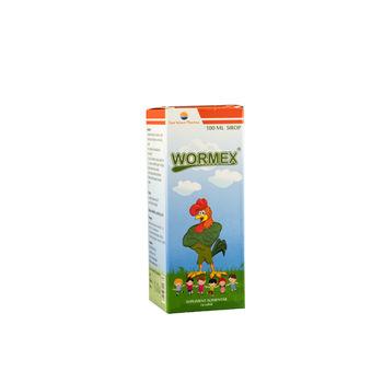 Wormex, ml, Sun Wave Pharma : Farmacia Tei