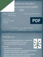 Tratamentul HPP