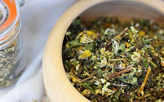 ceai pentru viermi intestinali