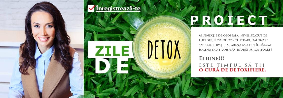 detoxifiere și curățare corporală
