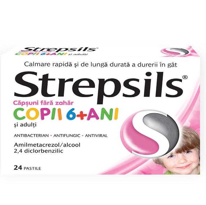 ce pastile pentru copii