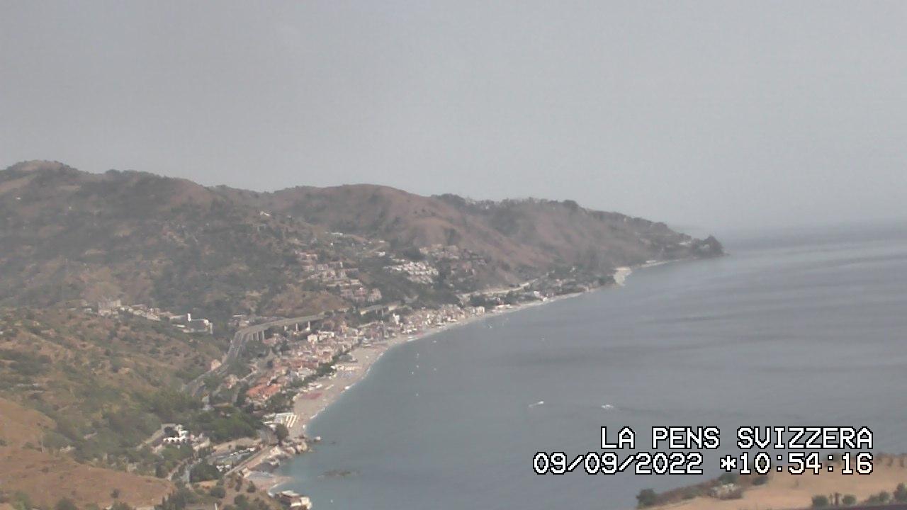 giardini naxos webcam live
