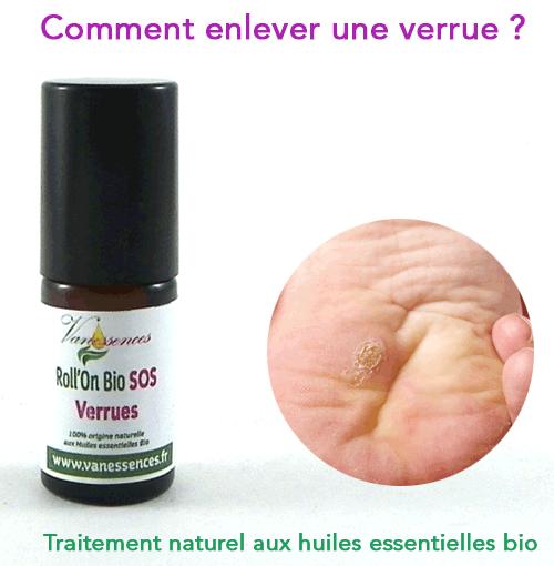 papillomavirus humain huile essentielle