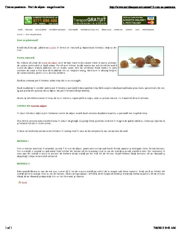 Capsule antiparazitare - Viermi cum se prepară