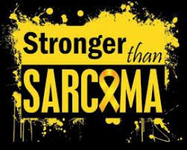 sarcoma cancer awareness month)