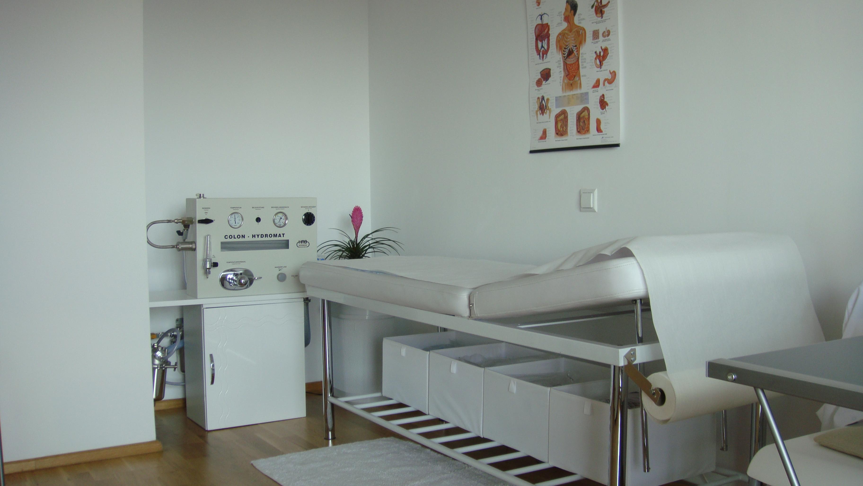sistem de detoxifiere a corpului hidro-terapie colonică)